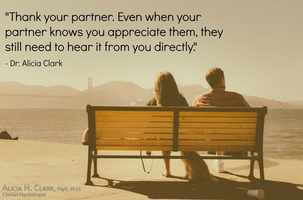 aug 19 - thank your partner