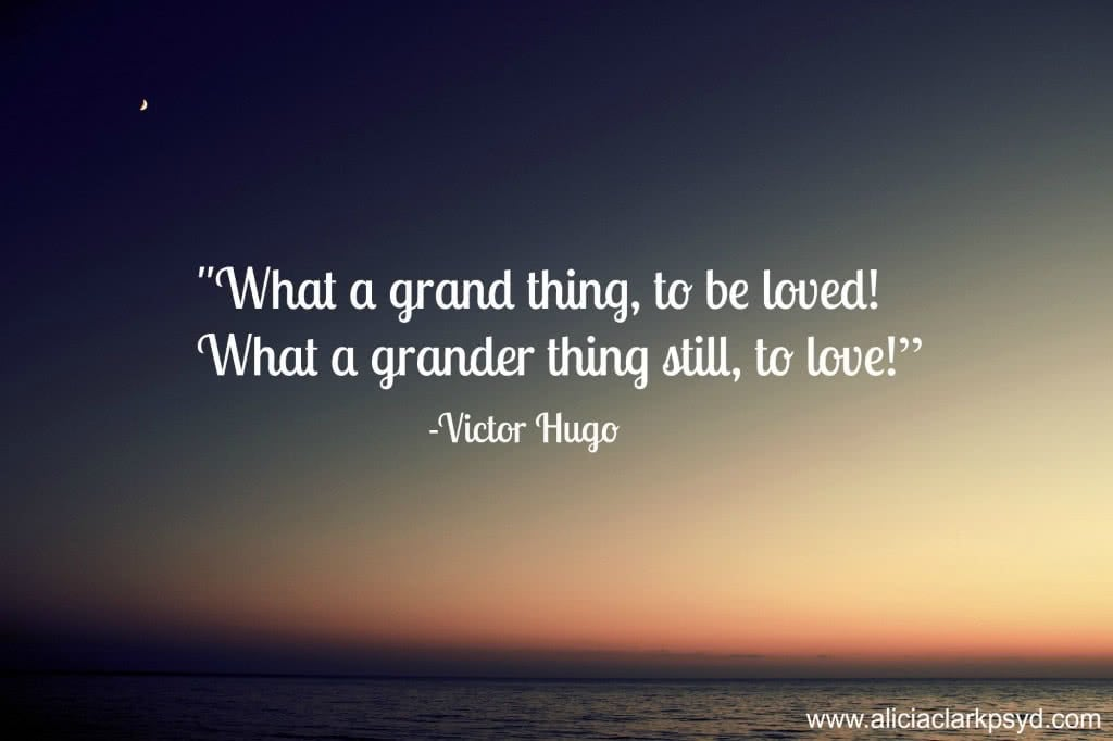 aug 9 - grand thing to be loved