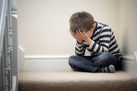 how to deal with anxiety in a child