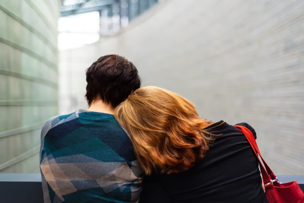 in a relationship with someone with anxiety